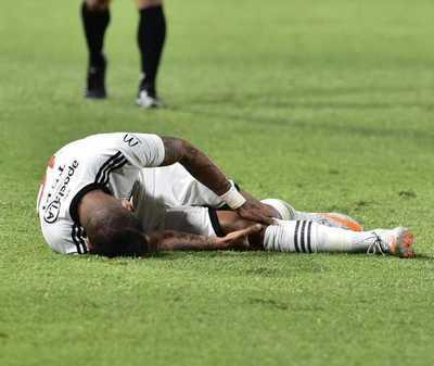 Baja importante para Olimpia: Derlis González fuera de las canchas por grave lesión