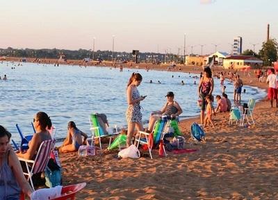 Sequera estima que en diciembre se habilitarán las playas en Encarnación