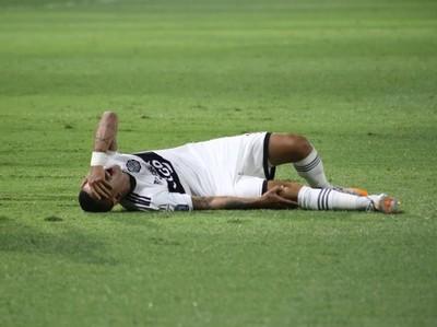 Se termina la temporada para Derlis González