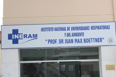 41 de las 43 camas de UTI del Ineram están ocupadas, afirma director médico