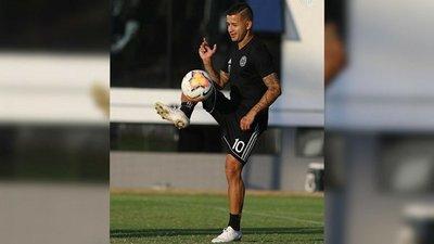 Derlis González y una grave lesión