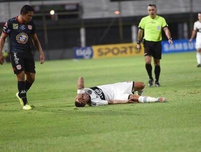 Derlis González, con rotura de ligamentos cruzados – Prensa 5