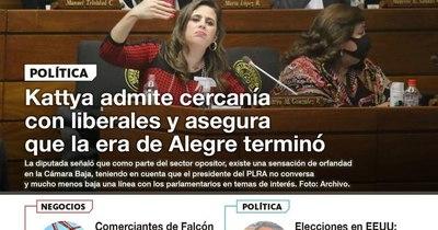 La Nación / LN PM: Las noticias más relevantes de la siesta del 3 de noviembre