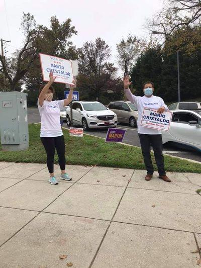 Paraguayo residente en Washington DC se candidata a concejal