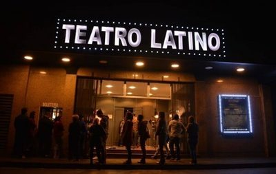 El Teatro Latino retoma actividades este fin de semana