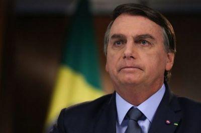 Bolsonaro advierte sobre posible