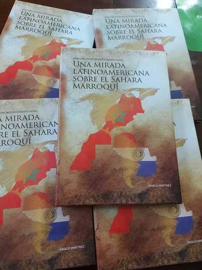 Lanzarán libro sobre Sáhara marroquíque ofrece similitudes entre Paraguay y Marruecos