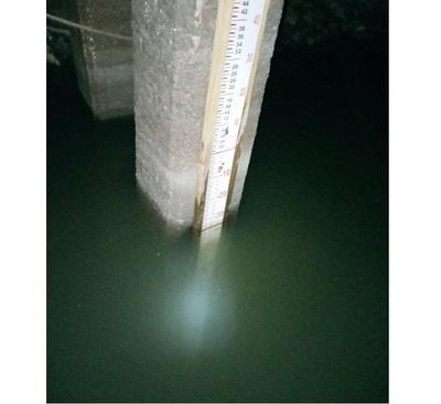 Río Paraguay se recupera de a poco y sube 4 centímetros