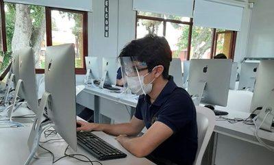 Colegio SEK Paraguay regresa a clases presenciales con todos los protocolos de bioseguridad