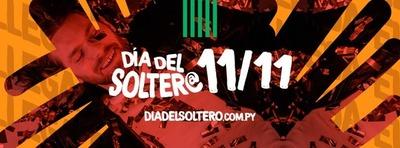 11/11: Día del soltero en Paraguay