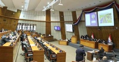 La Nación / Ampliación presupuestaria para Presidente Hayes y rechazo de veto presidencial