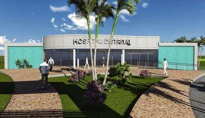 Convocan licitación para construcción de hospital, polideportivo y centro cultural