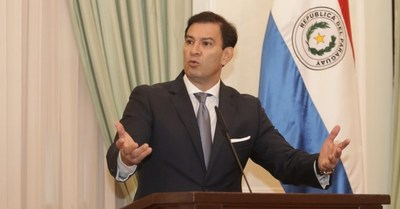 """""""El nuevo presidente del Congreso nos madrugó a todos"""", admite Silvio Ovelar"""