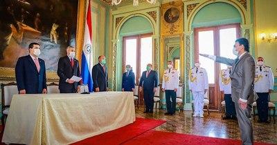 La Nación / Nuevo ministro del MUVH, con directivas de agilizar licitaciones