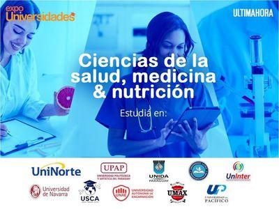CIENCIAS DE LA SALUD, MEDICINA Y NUTRICIÓN