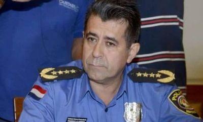 Excomandante de la Policía deberá cumplir prisión preventiva