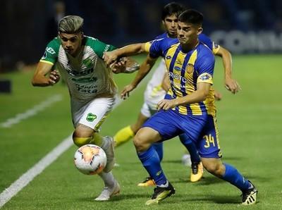 Sportivo Luqueño va hasta Florencio Varela en búsqueda de la patriada