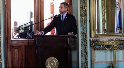 """Según el presidente, """"Paraguay sigue creciendo"""""""