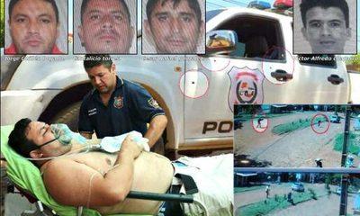 Involucrado en asalto a agentes de Automotores niega participación y dice que es perseguido por uniformados – Diario TNPRESS