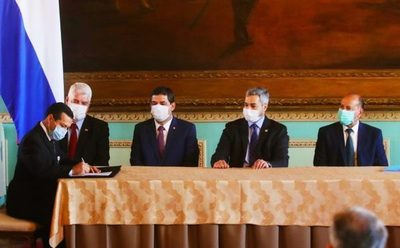 ANDE firmó contrato que le permitirá a Paraguay disponer la totalidad de la energía de Itaipú