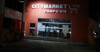 HOY / Cierre de Citymarket: convocan a tripartita e inician proceso de suspensión laboral de empleados
