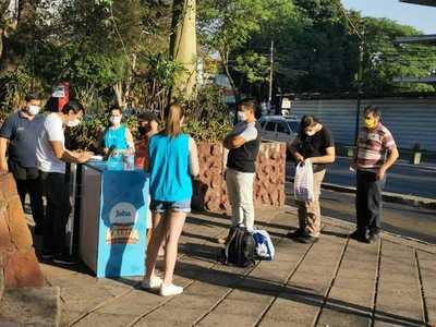 """""""Billetaje en tu barrio"""" facilitará tarjetas Jaha y MAS a usuarios del transporte público"""