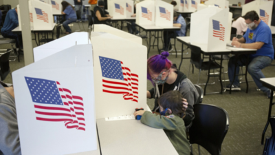 Reñidas elecciones estadounidenses generan expectativas