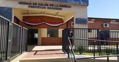 En Central inauguran las primeras USF financiadas por Itaipú