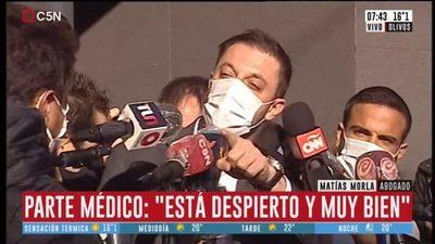 Maradona se recupera tras exitosa operación de emergencia