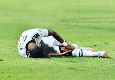 """""""Ánimo vairo"""": Los mensajes de apoyo a Derlis tras su dura lesión"""