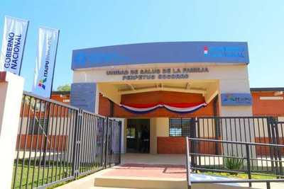 Unos 15.000 pobladores de Capiatá y Ñemby se benefician con habilitación de tres USF
