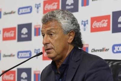 Gorosito será técnico de Olimpia, aseguran