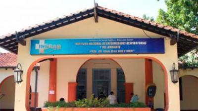 Camas de terapias en el Ineram casi en su totalidad están ocupadas