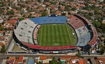 HOY / El viejo estadio cumple 103 años