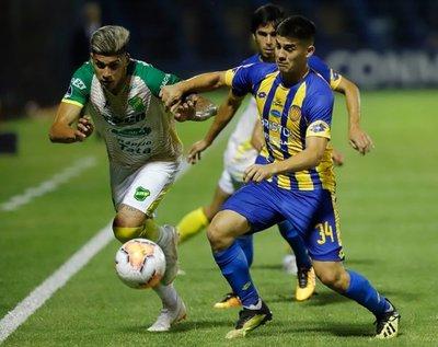 El Auriazul busca su pase a Octavos por la Copa Sudamericana