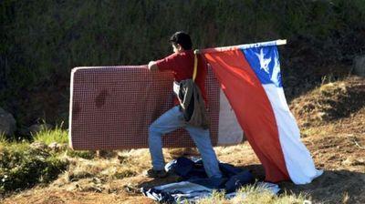 Chile: Crisis habitacional genera temor en propietarios de inmuebles por ocupaciones ilegales