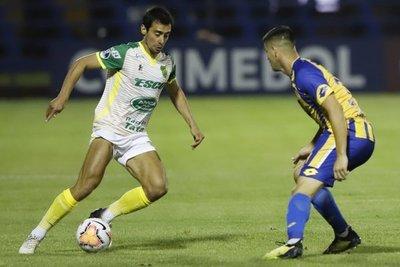 Copa Sudamericana: Sportivo Luqueño se enfrenta ante Defensa y Justicia