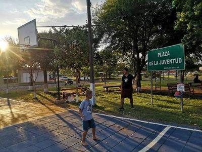 """Experimento social con """"pelota pública"""" en Santa Rita"""