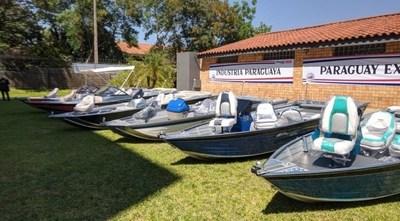 Por primera vez Paraguay exportará lanchas nacionales al mercado uruguayo potenciando a la industria local