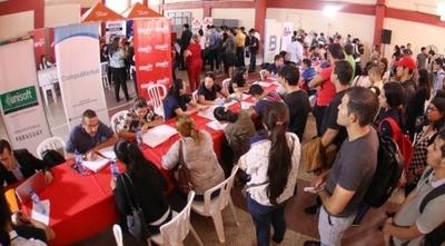 HOY / Unas 500 personas volvieron a conseguir trabajo a través de oficina de empleos de la ANR