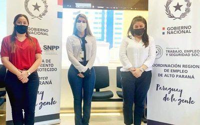 Inician proyecto «Te Protejo» para acompañar trabajo de adolescentes