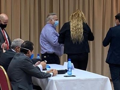 Tribunal de Sentencia rechazó excluir pruebas de audios en caso del JEM, juicio oral continúa mañana