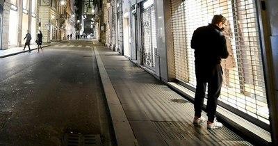 La Nación / Toque de queda nacional en Italia, en lucha europea por frenar el COVID-19