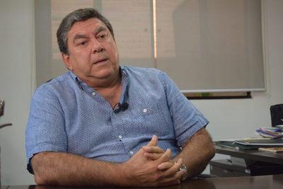 """Ausberto Ortellado: """"La valorización de la hacienda habla de la recuperación del negocio y la falta de de ganado"""""""