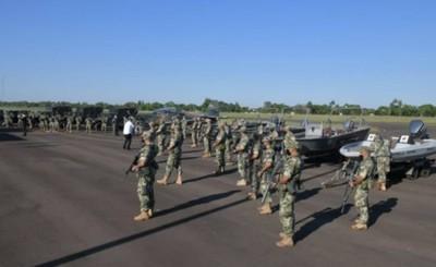 Itaipu y Ministerio de Defensa refuerzan tareas de prevención