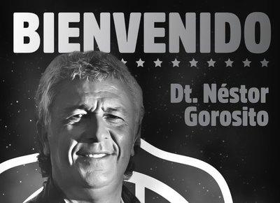 Es oficial: Olimpia presenta a Néstor Gorosito como nuevo DT