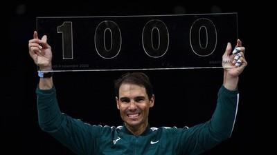 Rafa Nadal pasa a octavos y se convierte en el cuarto tenista que llega a las 1.000 victorias
