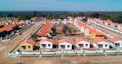 La Nación / Diputados aprobó US$ 47 millones para construir viviendas sociales