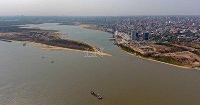La Nación / Urge el dragado en algunos sectores del río Paraguay