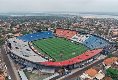 Símbolo del fútbol paraguayo: El estadio Defensores del Chaco cumple 103 años